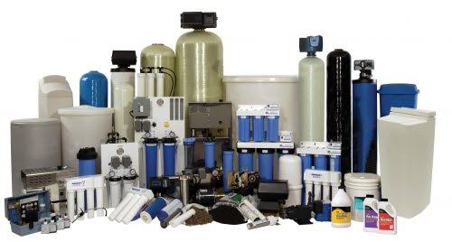 equipos de purificacion de agua