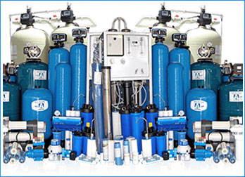 planta purificadora de agua industrial