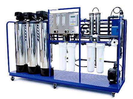purificadora deagua modular preensamblada