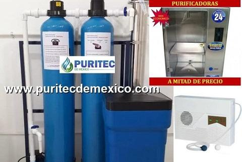 purificadora de agua kiosco