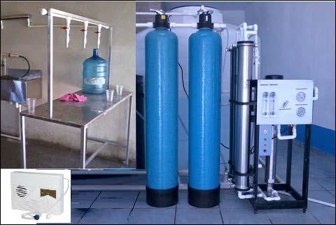 planta purificadora de agua promoción