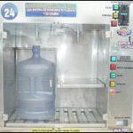 despachador automatico de agua doble